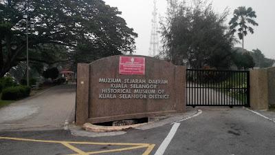 Muzium sejarah Bukit Melawati