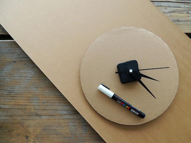 Plata y chocolate c mo fabricar un reloj de cuco - Mecanismo reloj pared ikea ...