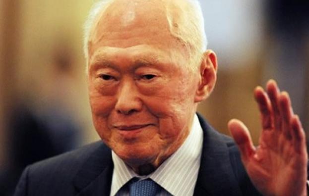 A Sakura Story: RIP Lee Kwan Yew