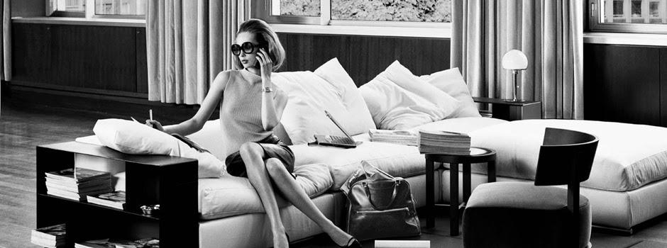 Dai saloni 2014 il lusso e la leggerezza del design flexform for Rivestimento divani flexform