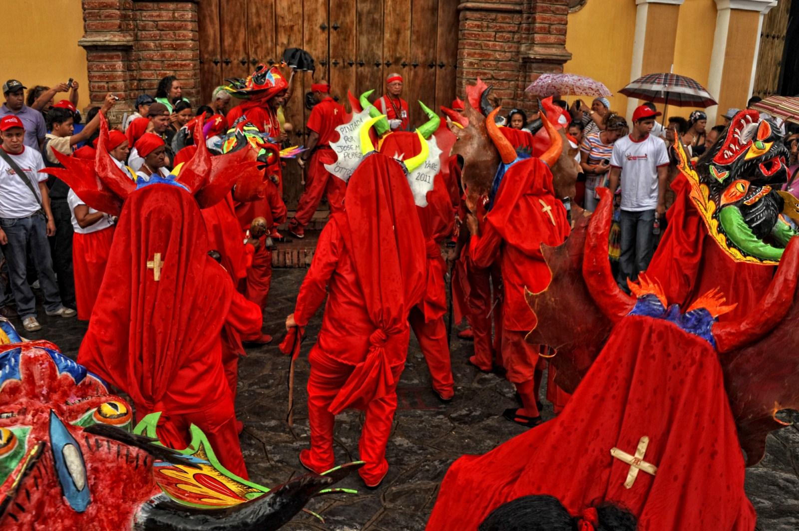 diablos danzantes: