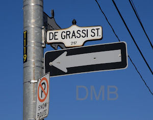 This is the REAL DeGrassi St in Toronto