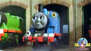 Sad Thomas the Tank