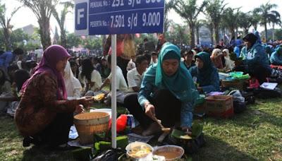 Nasi Pecel Terbanyak dari Kota Madiun