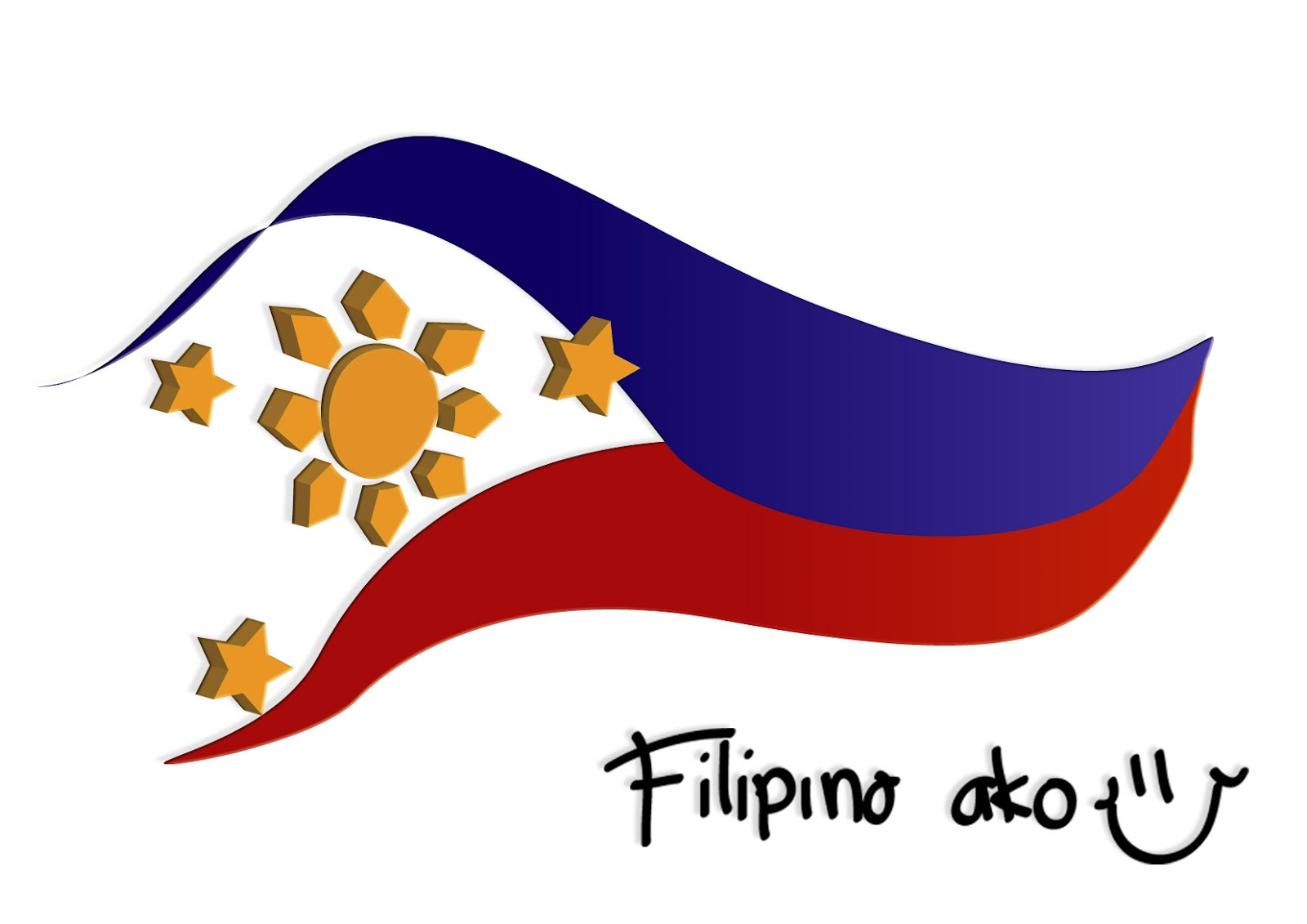 i am a filipino a proud I am a filipino i am a filipino-- with the ocean's breath, with the forest's hair, with suntanned skin, with sight contoured by rain allured by distant stars.