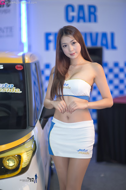 2 Ju Da Ha - Seoul Auto Salon 2012-Very cute asian girl - girlcute4u.blogspot.com
