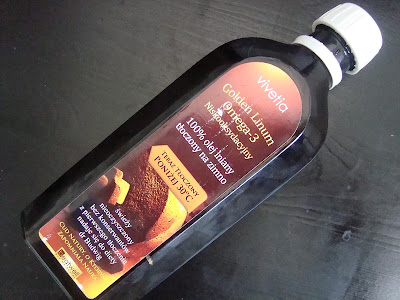 Olej lniany 100% (Golden Linum Omega 3) od MedicSpa