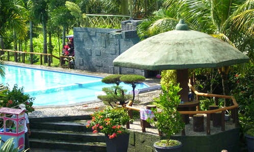 Kolam Renang Villa Jatimas Hijau