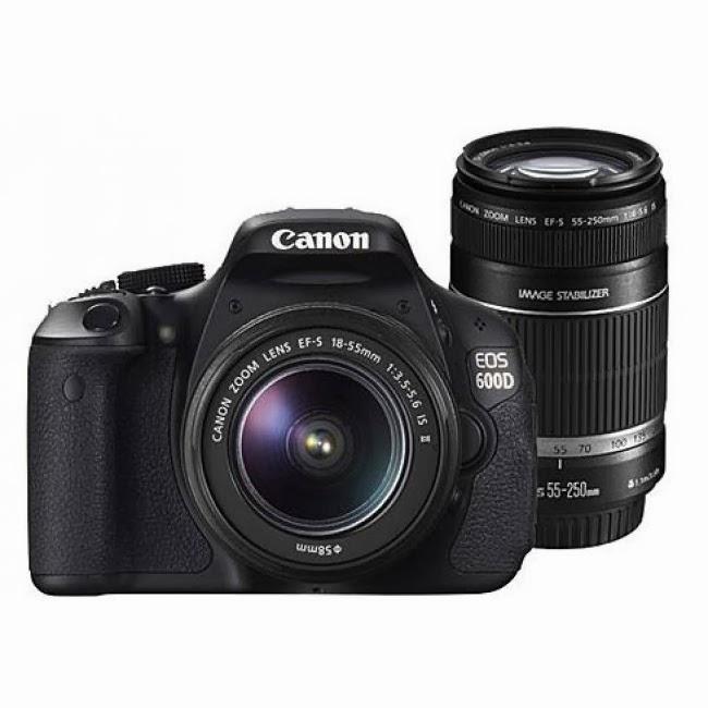 Daftar Harga Lensa Kamera Canon EOS Terbaru
