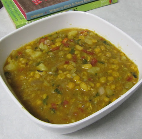 I learnt this recipe from one of my aunt Refreshing Multigrain Dal