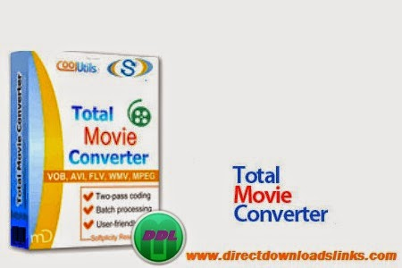 CoolUtils Total Movie Converter incl Serials