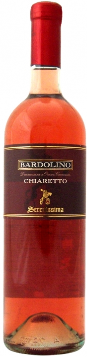 Вино Бардолино Кьяретто (Bardolino Chiaretto)