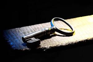 Una llave  es un misterio innato y es un cielo