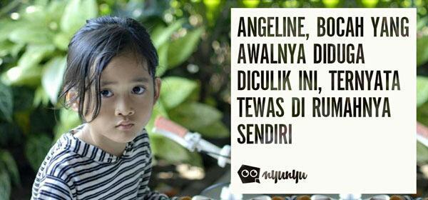 Bocah Angeline Ternyata Tewas di Halaman Rumahnya