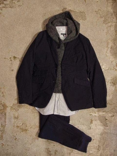 Engineered Garments Fall/Winter 2014 in Stock 5 SUNRISE MARKET