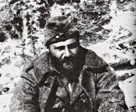 Ο Ανθυπολοχαγός Οδυσσέας Ελύτης στο Αλβανικό Μέτωπο