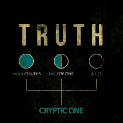 Cryptic One – Truth Whole Truth, Half Truths & Lies (WEB) (2013) (320 kbps)