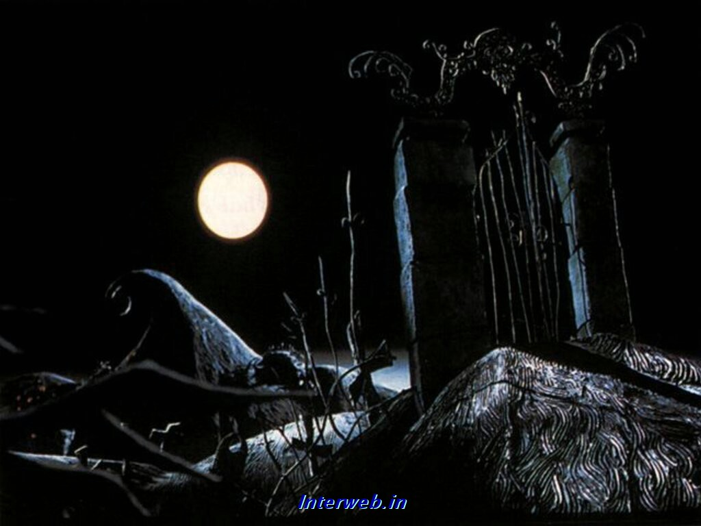 High Defination Wallpapers Nightmare Before Christmas Wallpaper