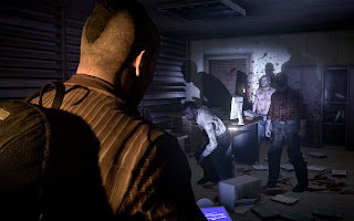Dead Island - Flashlight on Zombies
