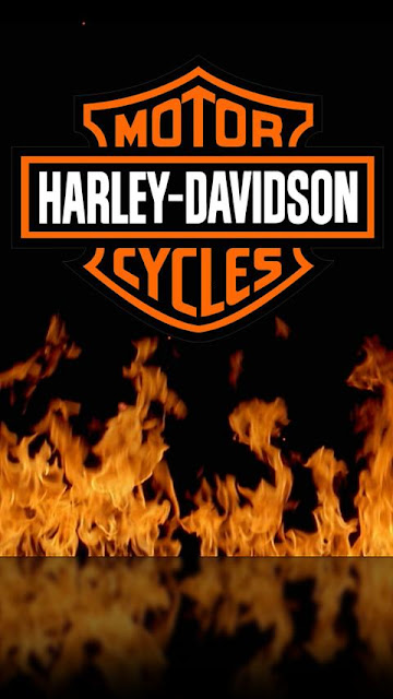 Betst Fire Harley Davidson Wallpaper for Android
