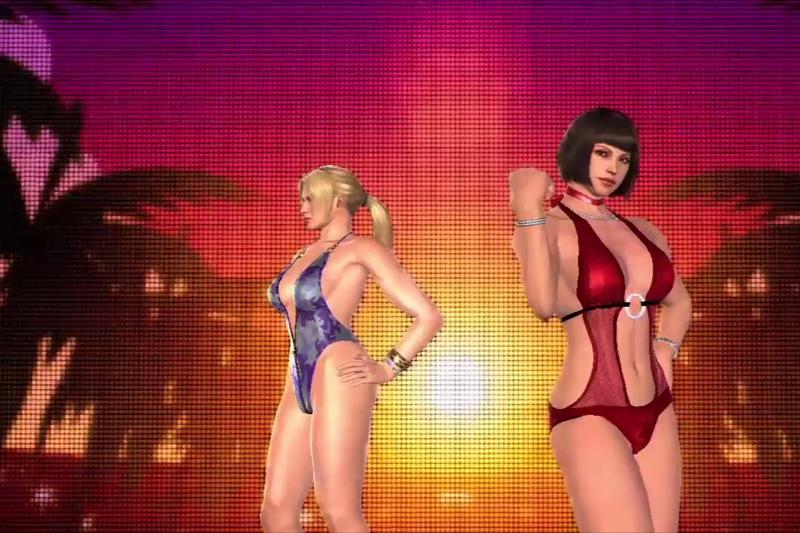 Tekken Bikini Nina Anna