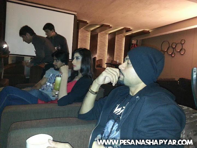 Dine &amp; Chat with BOHEMIA the punjabi rapper at Cafe Costa in Lahore. Images Download