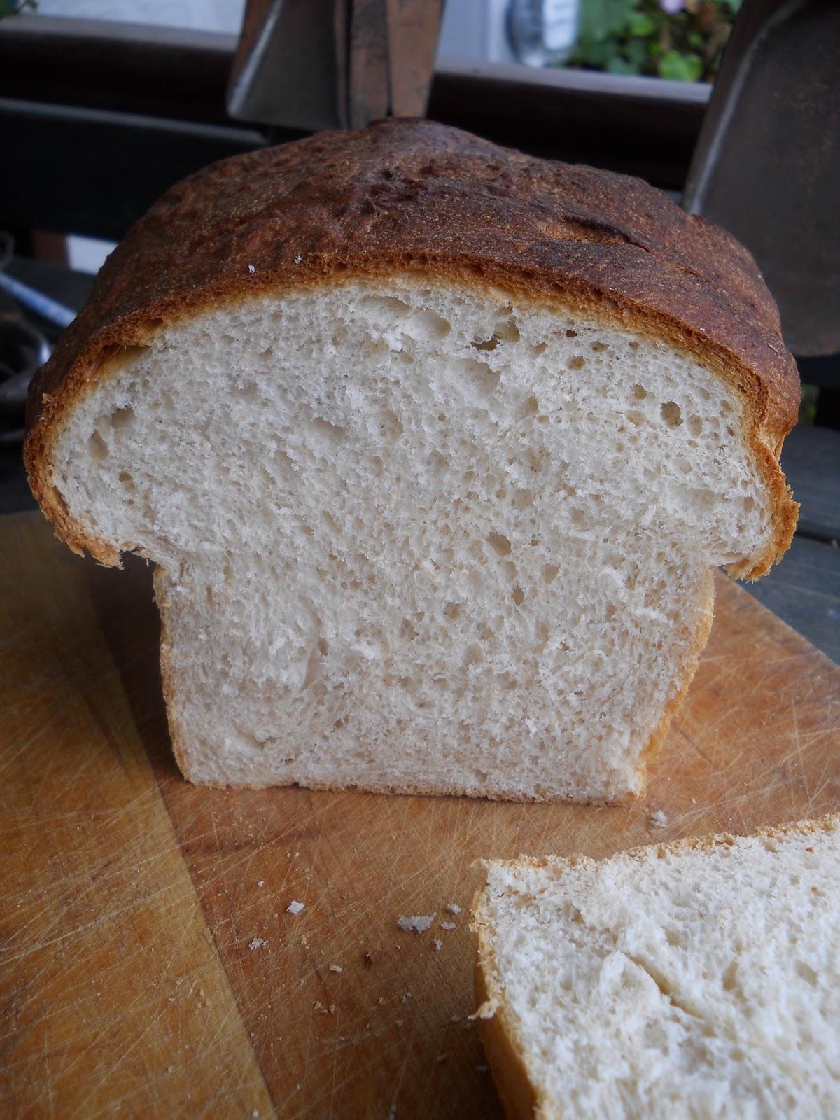 Buttermilk Sandwich Loaf Recipe — Dishmaps
