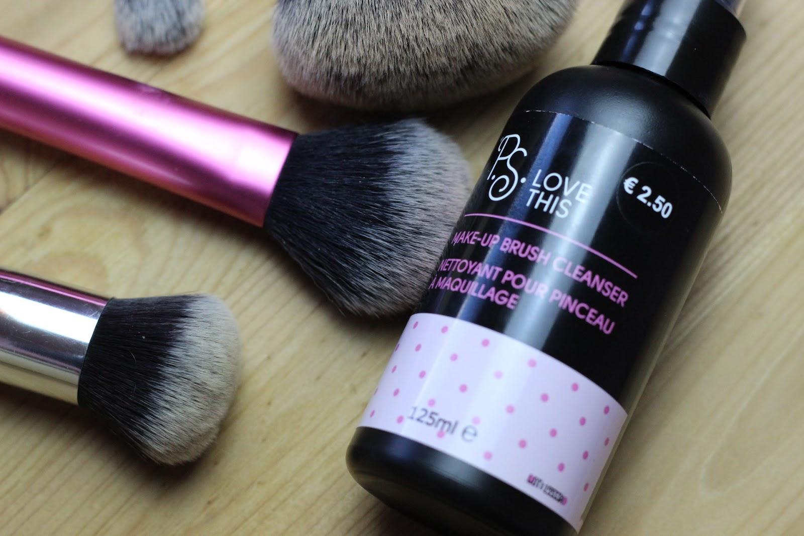 Primark Makeup Brush Cleaner