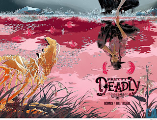Cover for Pretty Deadly, a new series from the publishers of The Walking Dead