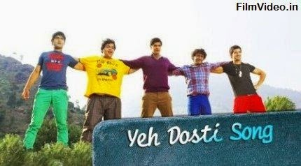 Yeh Dosti - Purani Jeans (2014) HD Music Video Watch Online