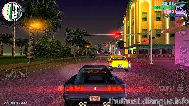 Tải game Cướp đường phố Gta Vice City Full