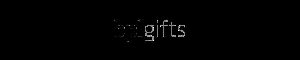BPL Gifts Blog