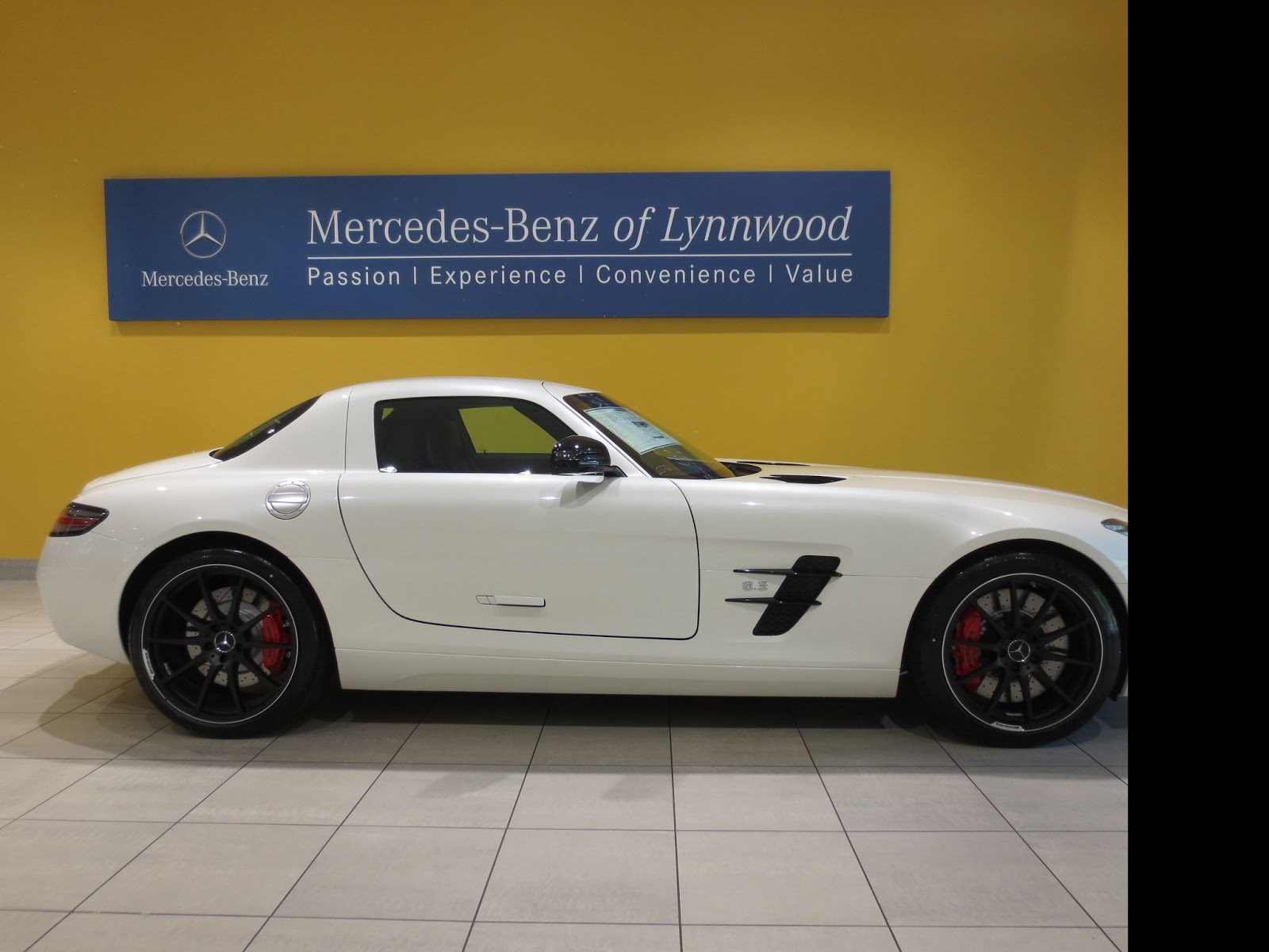 Mercedes Benz Of Lynnwood Blog 2014 Sls Gtc