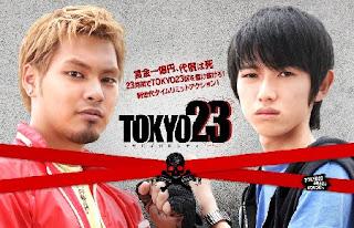 Sinopsis TOKYO23 Survival City