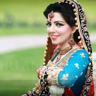 Bridal Makeup 2015
