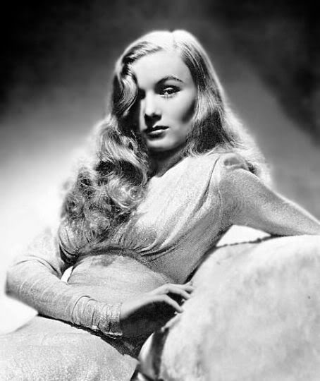 veronica lake inspired