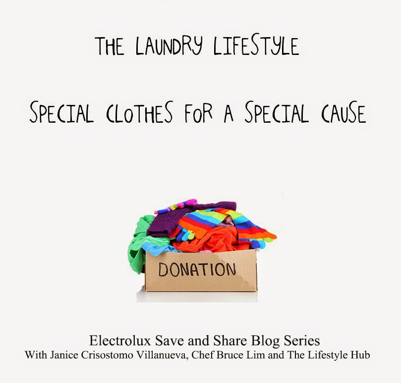 electrolux save and share blog series tips on how to donate clothes