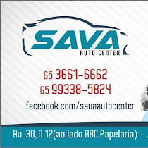 SAVA AUTO CENTER VENHA FAZER UM ORÇAMENTO CONOSCO