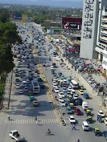 Mall Road Rawalpindi