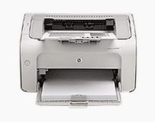 HP LaserJet P1005 Driver Installer