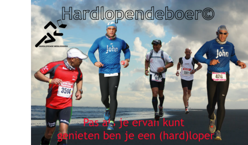 Hardlopende John de Boer