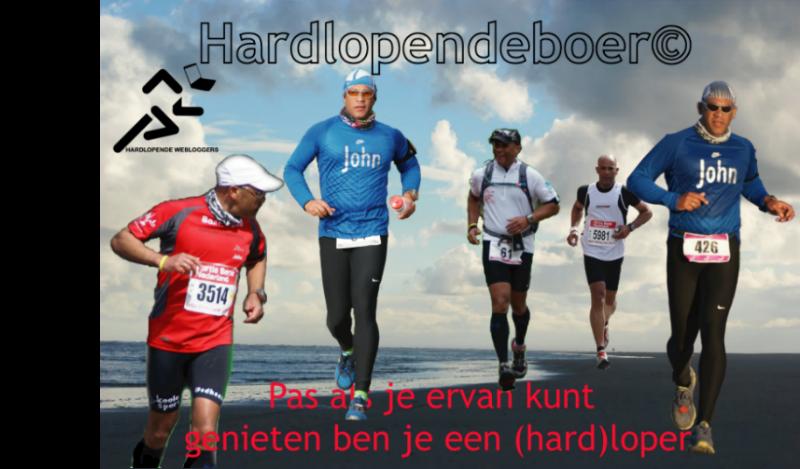 Hardlopende John de Boer©