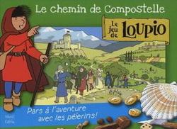 Loupio, Le chemin de Compostelle jeu politiquement incorrect
