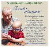 ROSARIOS ARTESANALES; un Rosario como los de antes...