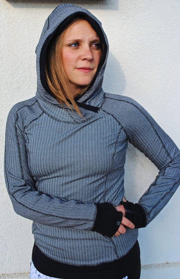 lululemon think fast hoodie