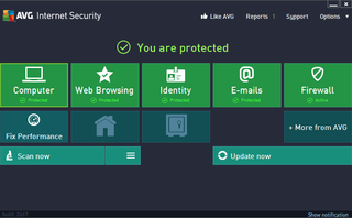 AVG Internet Security 2013 v13.0.2805