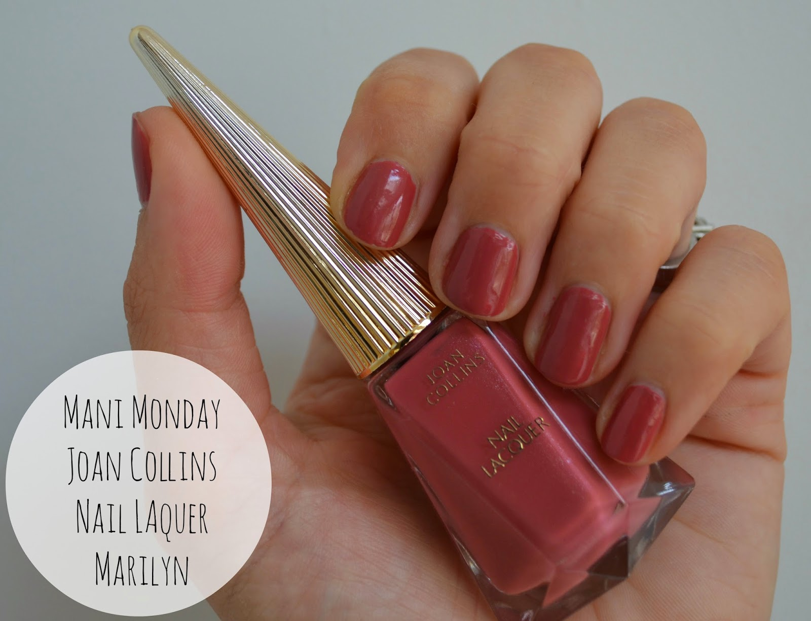 Joan Collins Timeless Beauty Nail Laquer in Marilyn