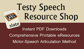 Testy Speech Resource Shop thumbnail
