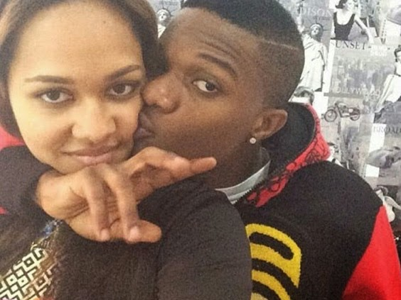 Wizkid's Response To Lady Who Claims They Have Been 'Seeing' Each Other