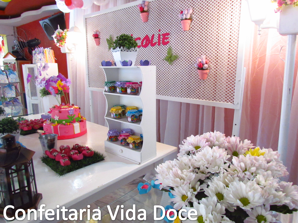 festa tema jardim clean : festa tema jardim clean:Festa Jardim Delicada2